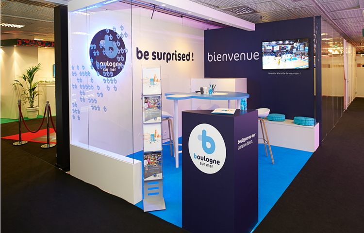 Stand MAPPIC Boulogne sur mer