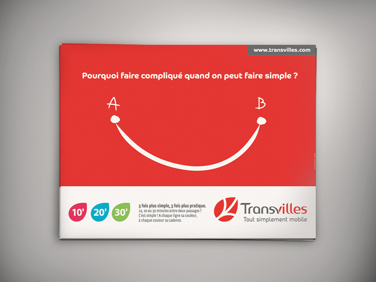 Affiche Transvilles