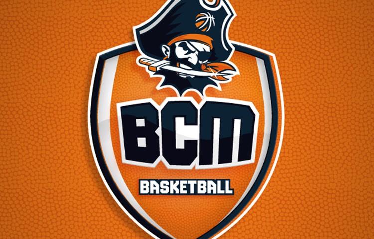 Logo Basket Club Maritime