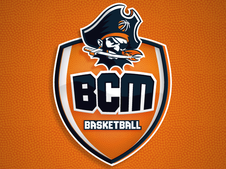 Logo Basket Club Maritime
