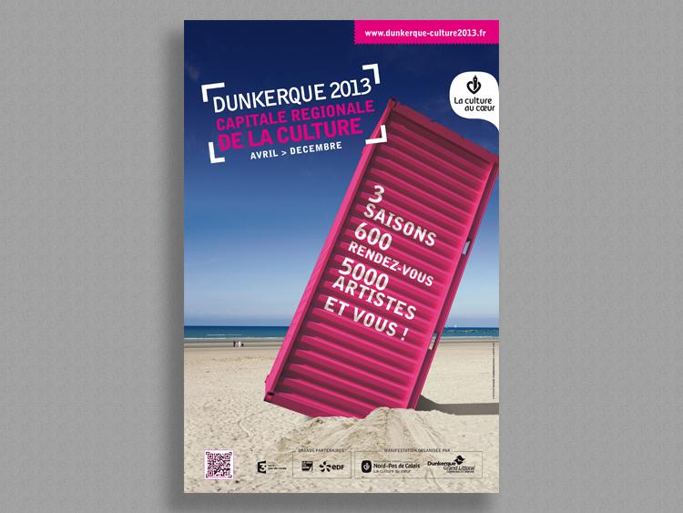 Dunkerque capitale de la culture