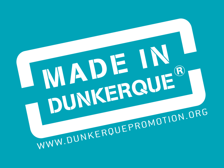 Logo Made in Dunkerque (DK)