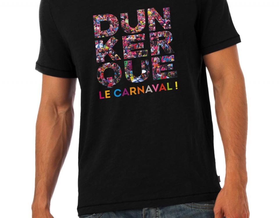 T-shirt de la collection Carnaval 2018