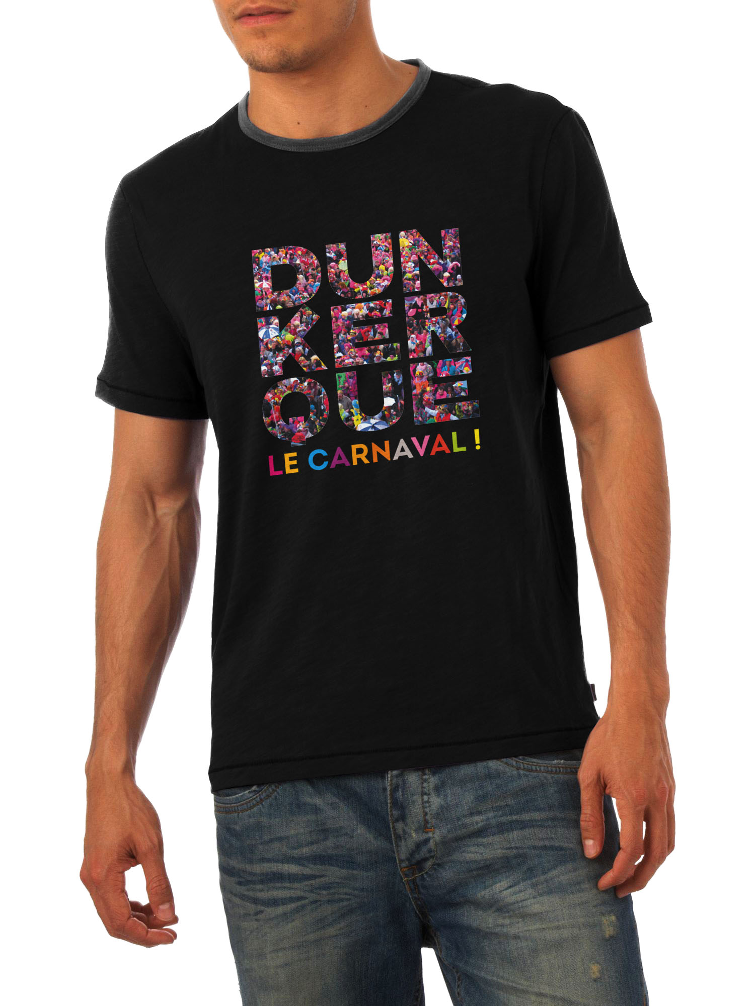 T-shirt de la collection Carnaval 2018