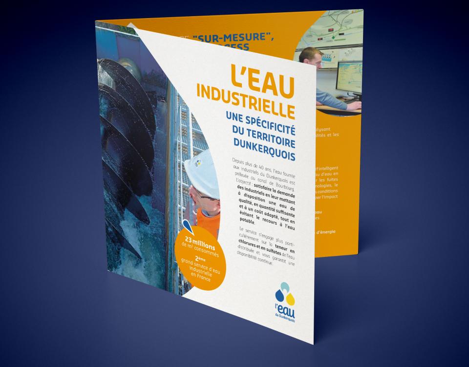Brochure Suez recto