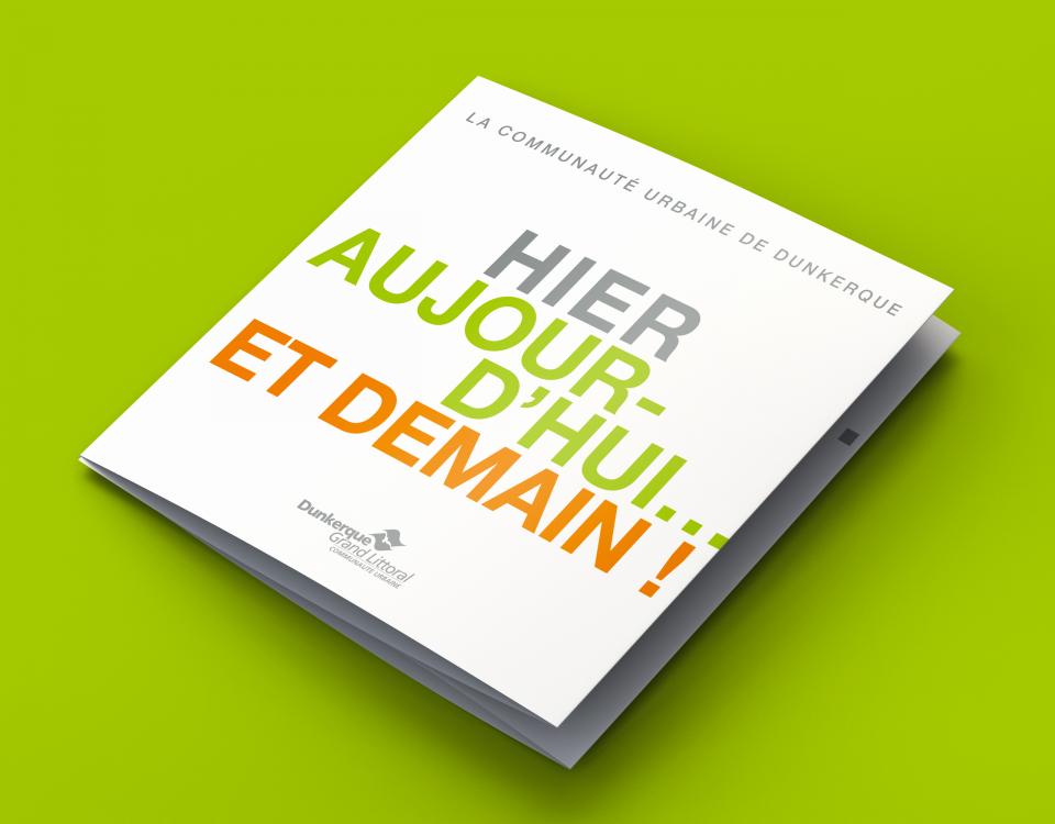 brochure faite pour la CUD