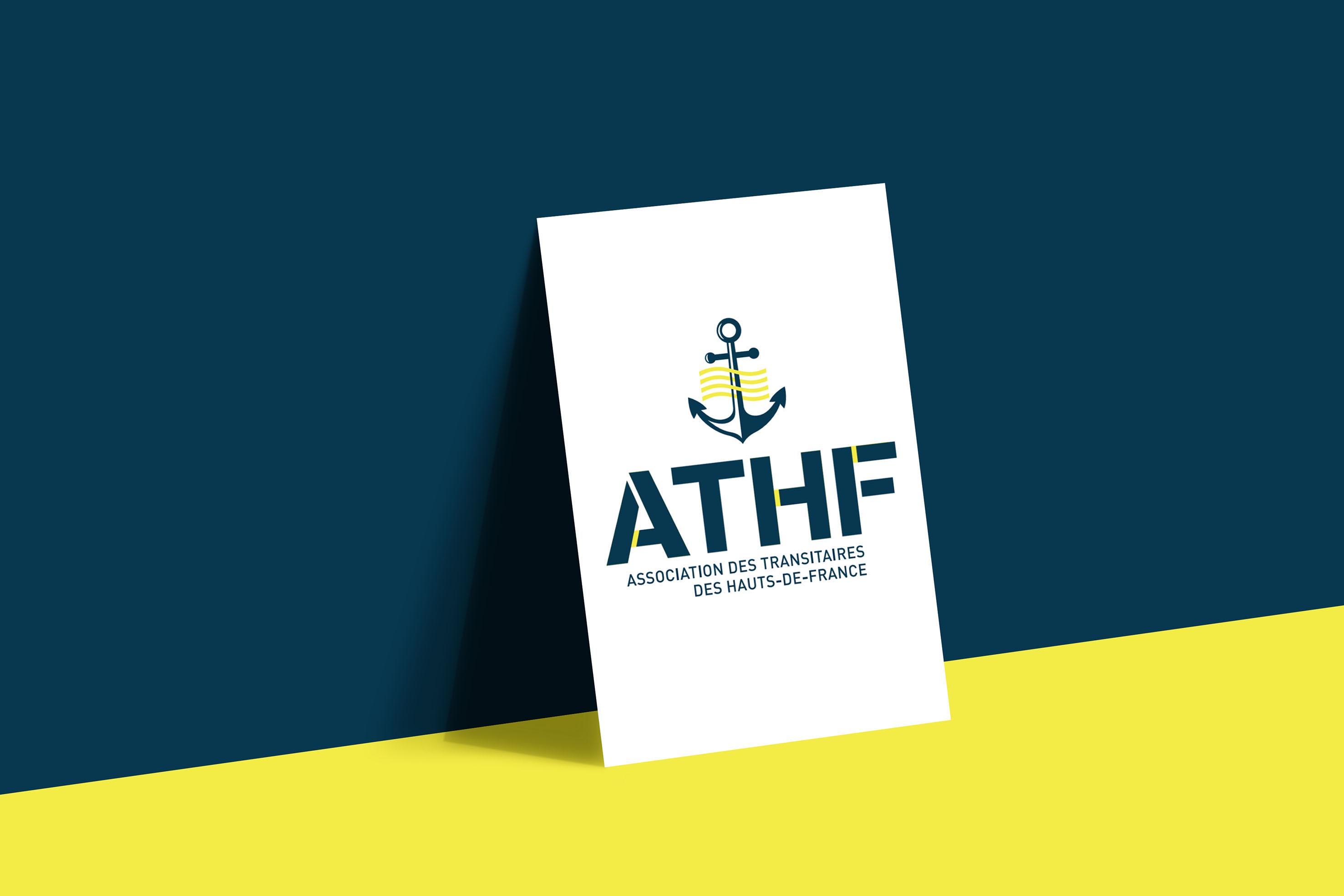 Logo réalisé pour ATHF