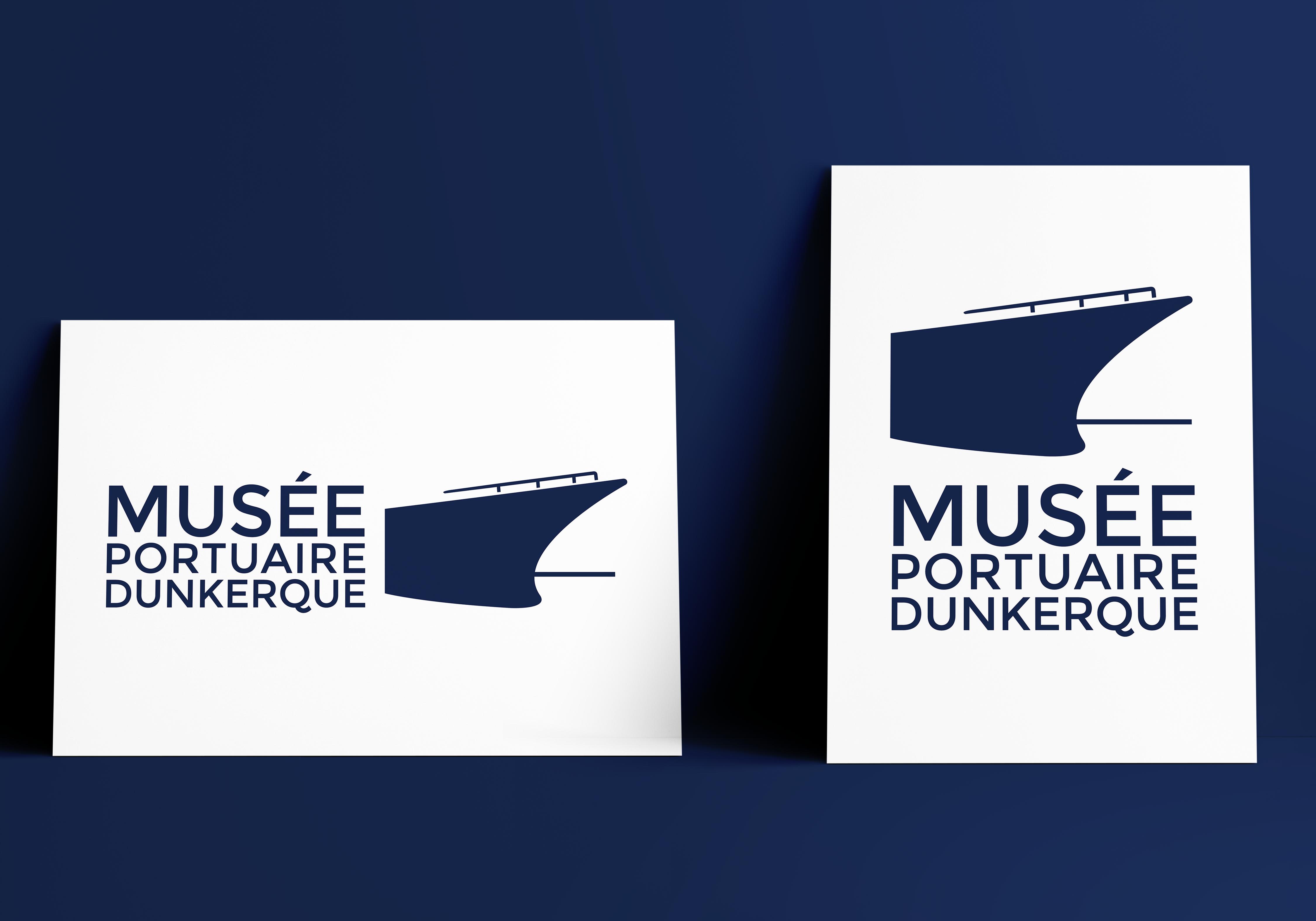 Logo du musée portuaire de Dunkerque