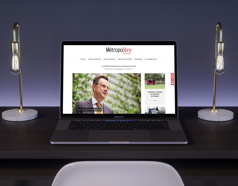 site internet Transdev Hauts-de-France